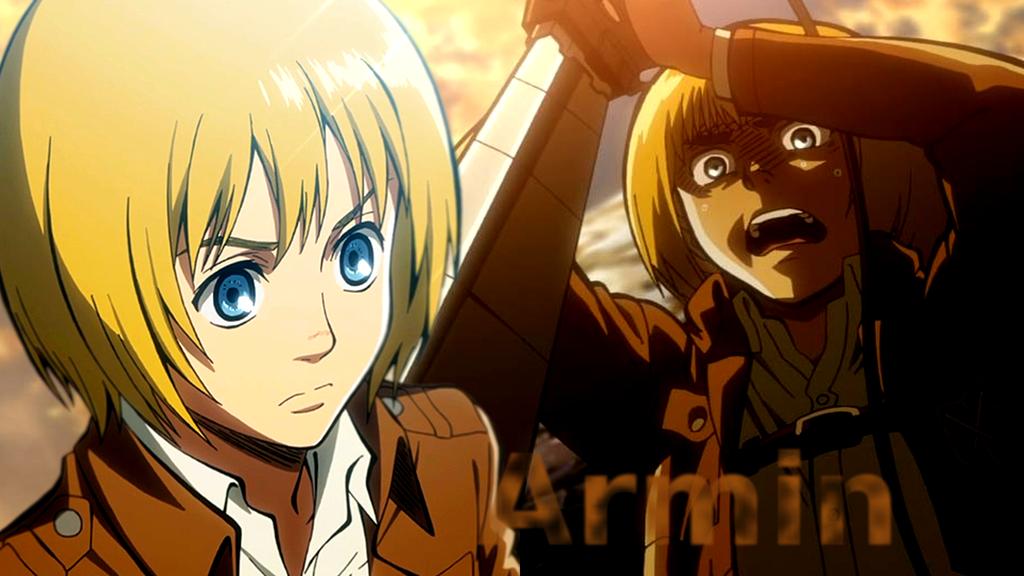 Armin Arlert 7 Cool Hd Wallpaper Animewp Com