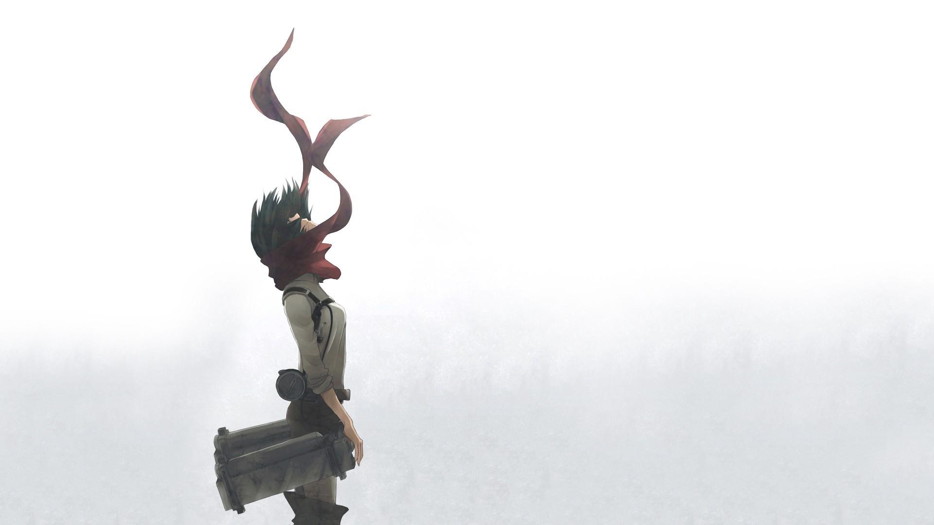 Mikasa Ackerman 4 High Resolution Wallpaper Animewp Com