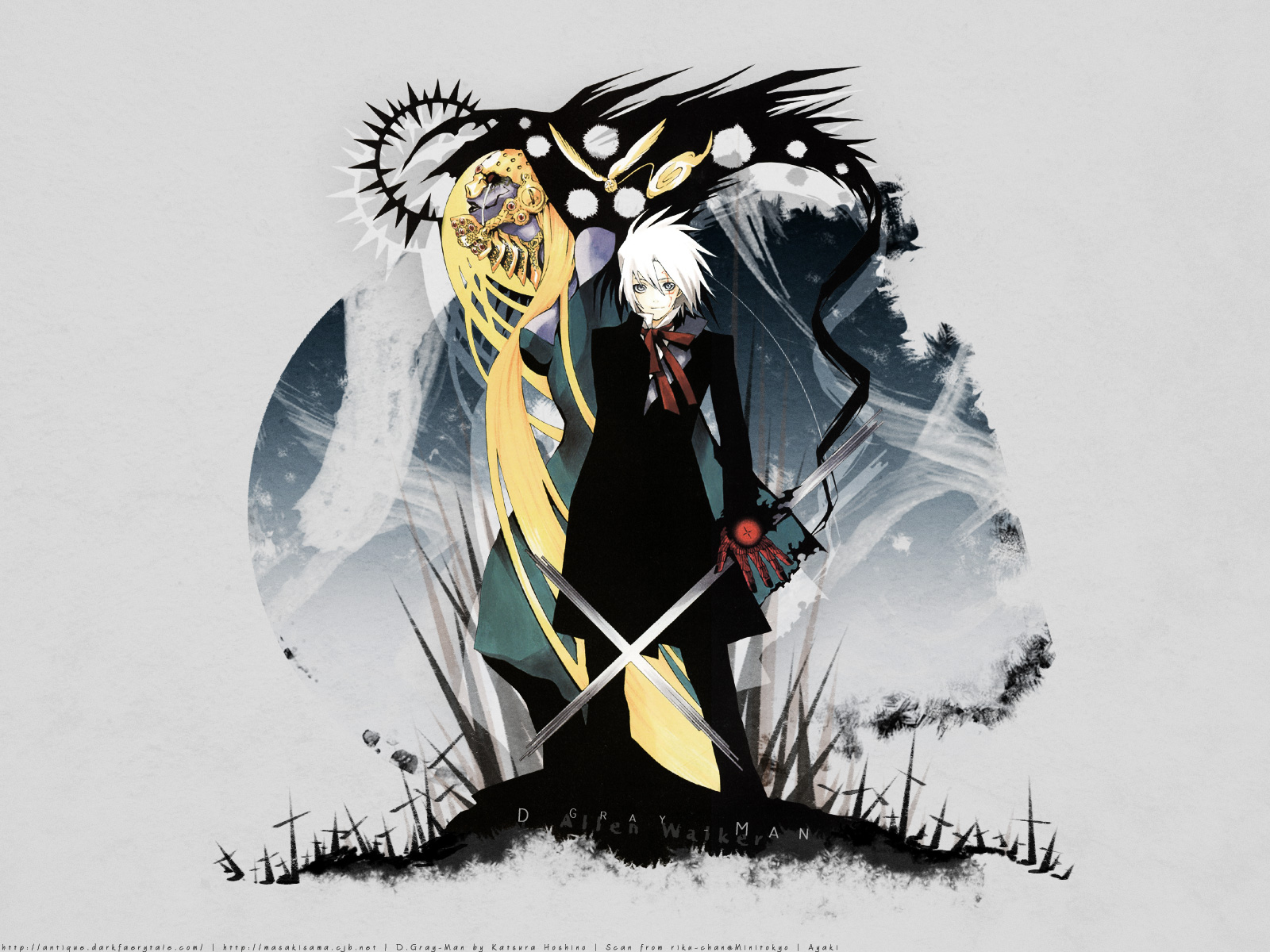 D Gray Man Wallpaper 17 Wide Wallpaper Animewp Com