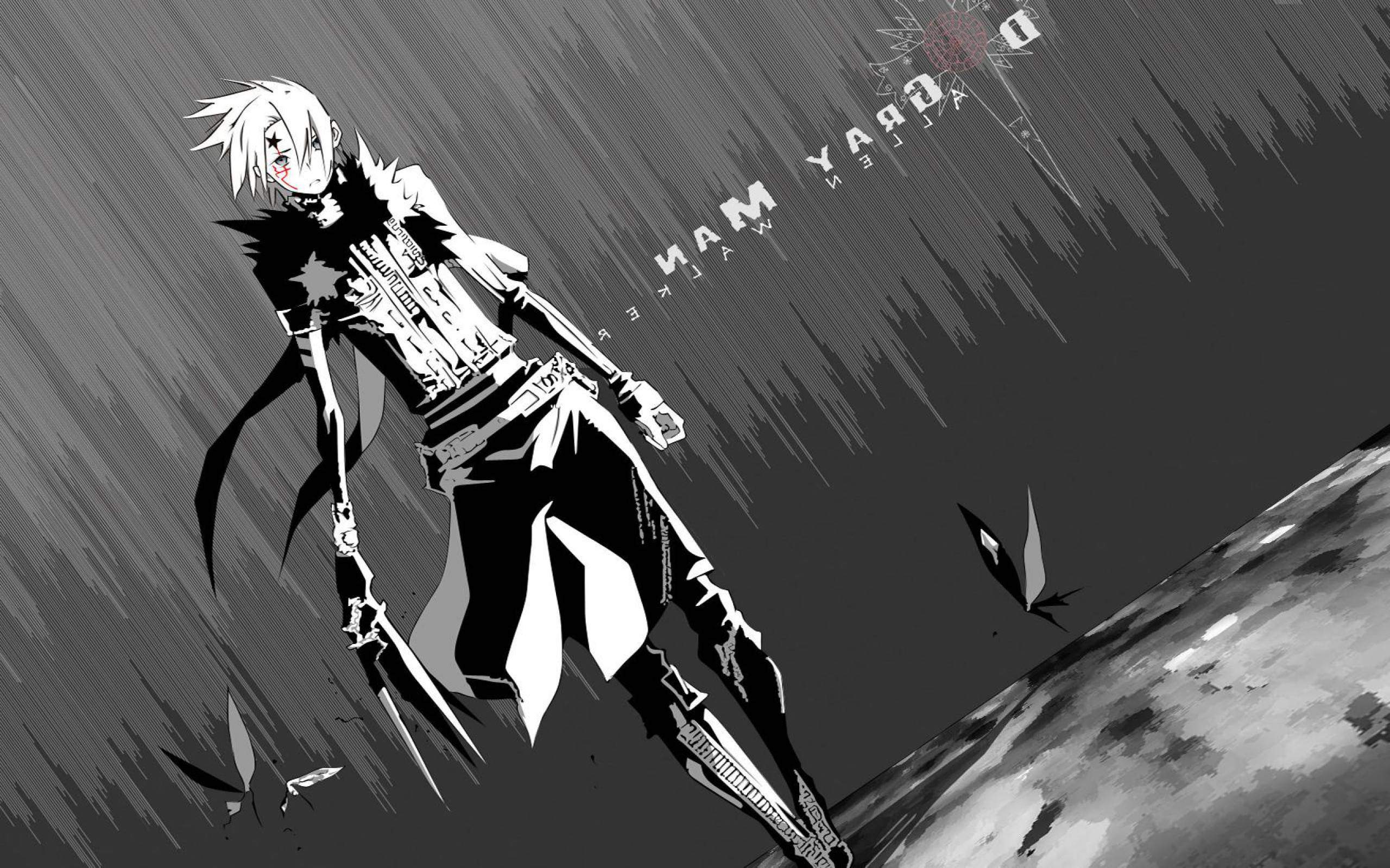 D Gray Man Wallpaper Hd Background Wallpaper Animewp Com