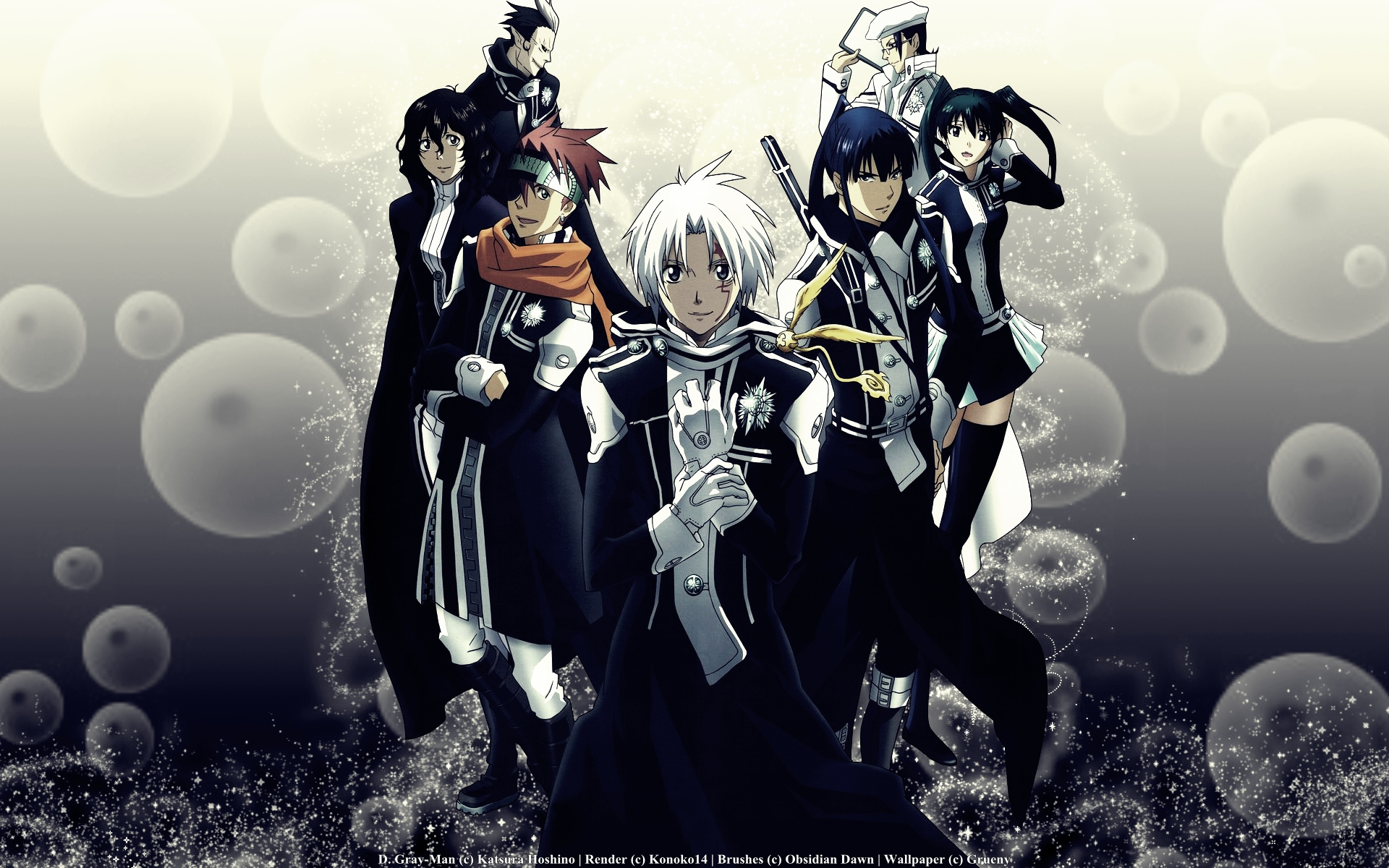 D Gray Man Wallpaper Hd 29 Anime Wallpaper Animewp Com
