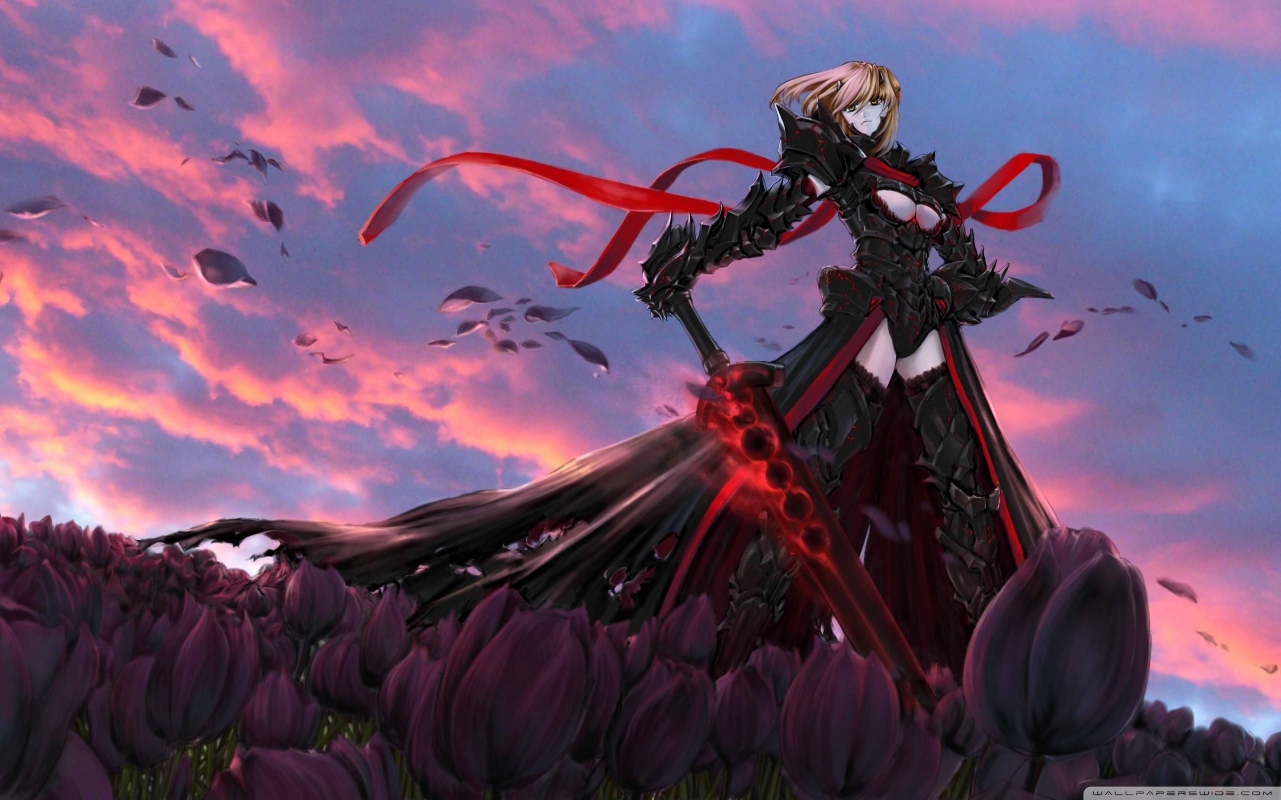 Fate Stay Night Wallpaper Saber 29 High Resolution Wallpaper Animewp Com