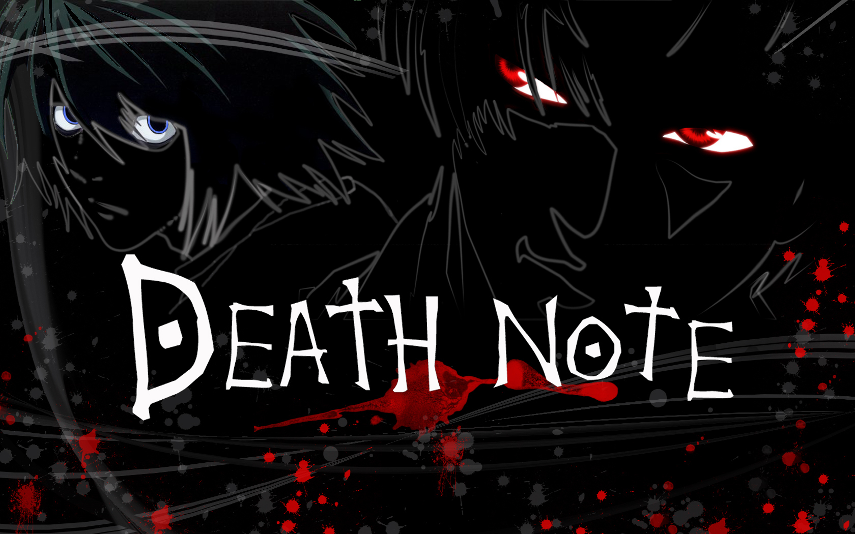 Hd Death Note Wallpaper 16 Anime Wallpaper Animewp Com
