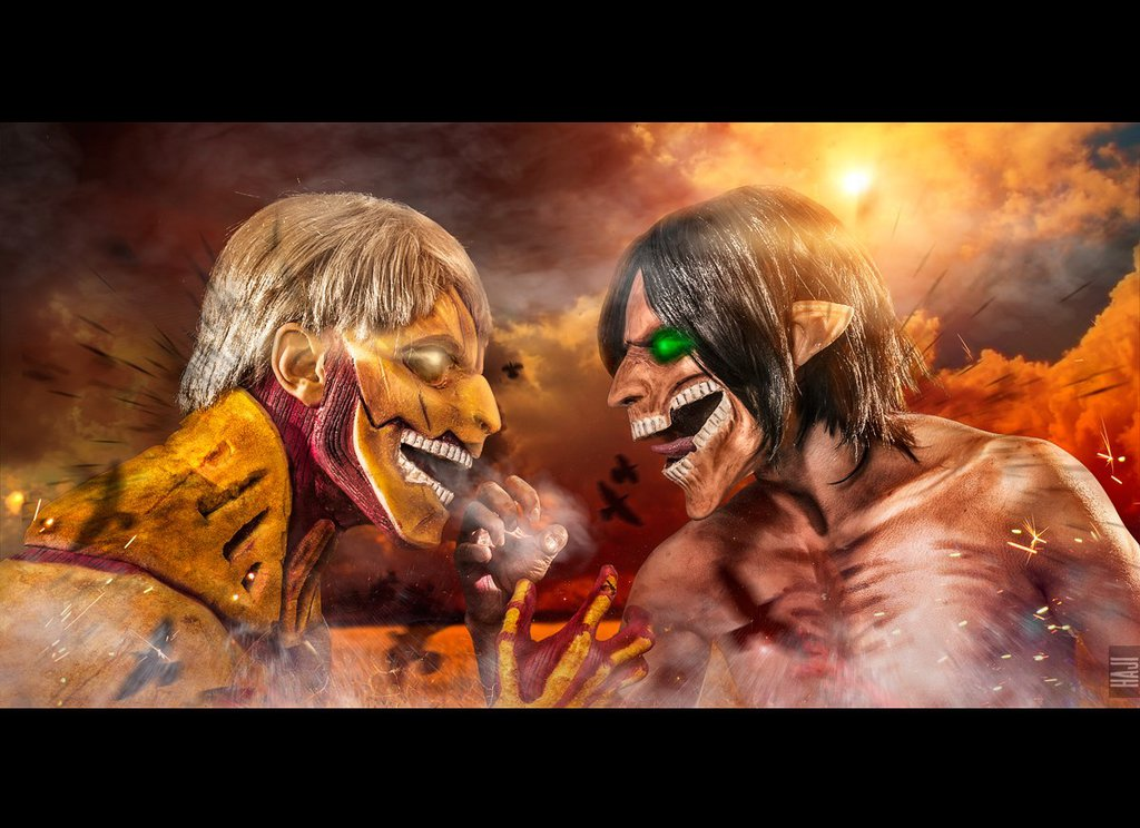 Attack On Titan Eren 23 Free Hd Wallpaper Animewp Com